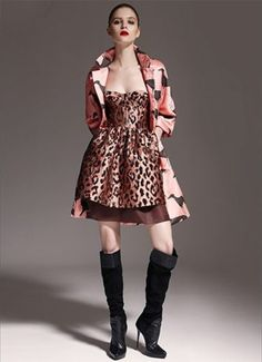 Newly Exclusive Decoding Animal Print Fashion 2016-5 - Styles In ...
