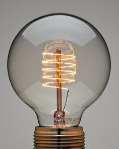 Spiral Bulb from Manufactum