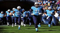 Tennessee Titans prisoners of the moment