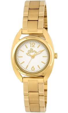 Relógio Allora Feminino Dourado AL2035KL4B