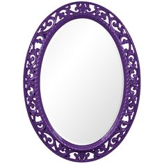 Howard Elliott Suzanne Royal Purple Mirror 2123RP