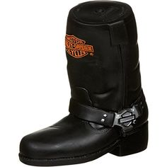 HarleyDavidson Vinyl Boot Dog Toy  Boot by Coastal Pet * Click image to review more details.