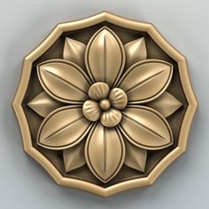 max carved rosette