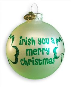 Merry Christmas In Irish.Esim Irish You All A Merry Christmas