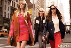 DKNY Fall 11