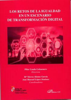 Los retos de la igualdad en un escenario de transformación digital / Pilar Conde Colmenero Dykinson, [2019] Alonso, Products, Digital Literacy, Equal Opportunity, Beauty Products