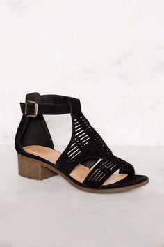 0dd3b8eab 12 Best Low Block Heel Sandals images