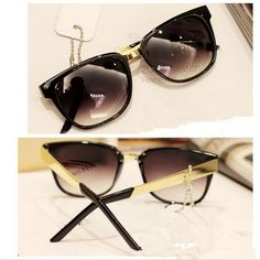 Find More Sunglasses Information about 2014 new fashion super luxury brand designer sunglasses women men gafas good quality glasses oculos de sol Q12,High Quality glasses pc,China sunglasses movie Suppliers, Cheap sunglass strap from Vintage Story on Aliexpress.com