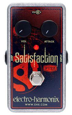 Electro Harmonix Satisfaction