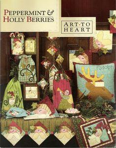 peppermint holly -Art to heart - Yolanda J - Picasa Webalbumok