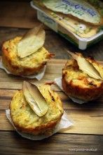 Serowo-ziołowe muffiny ziemniaczane - Poezja smaku