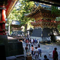 Nikko, Japan  Toshogu Jinja