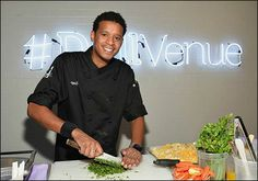 Our January #COCOMan of the Month: Chef Roblé Ali #beautifullydelicious #beautymeetsfood #cliquebyroble