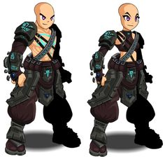 Adventure Quest Worlds (AQWorlds): Class's Skills Information - StoneCursher…