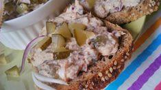 Diétás tonhalkrém – szendvicskrém felvágottak helyett!