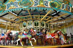 Woodland Park Zoo's Carousel ~ Phinney Ridge Neighborhood