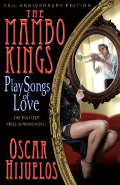 1990 The Mambo Kings Play Songs of Love by Oscar Hijuelos,http://www.amazon.com/dp/1401310028/ref=cm_sw_r_pi_dp_2pjKsb1K68YAA0FQ