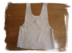 Back Cross Best: rinrin * sewing