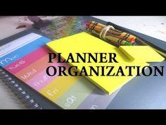 06.13.13 (Planner Organization - YouTube