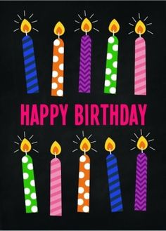 This is a real card (not an e-card) shared from Sendcere. Wonderful birthday card for anyone! Click and send!