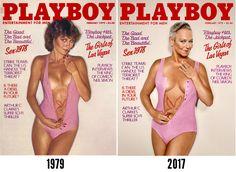 7 mannequins de Playboy recréent leur couverture des années 80 : GOLEM13.FR