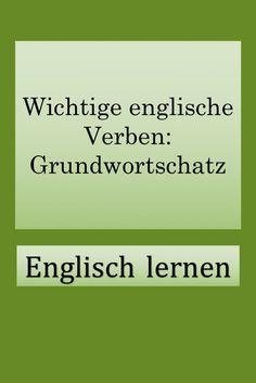 kennenlernen vokabeln englisch