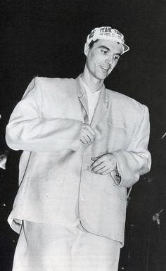David Byrne - The Talking Heads