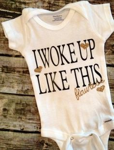 I Woke Up Like This Onesie, Onesie, Flawless, Bring Home Outfit, Glitter Onesie, Baby Girl Outfit,Baby Girl Outfit Mother to be, Baby Shower - http://www.babies-clothes.info/i-woke-up-like-this-onesie-onesie-flawless-bring-home-outfit-glitter-onesie-baby-girl-outfitbaby-girl-outfit-mother-to-be-baby-shower.html