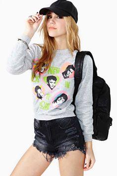 I Heart New Kids On The Block Sweatshirt