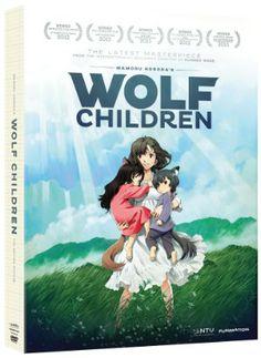 Wolf Children DVD (Hyb) #RightStuf2013