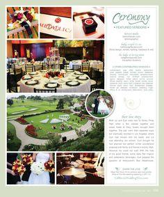 betwixt studio | Lodge at Torrey Pines Wedding Featured in Ceremony Magazine!