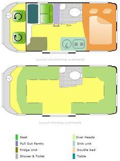 Image result for fiat ducato camper van layout