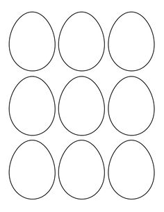 Easter Eggs Coloring Sheets easter eggs free printable templates coloring pages Easter Eggs Coloring Sheets. Here is Easter Eggs Coloring Sheets for you. Easter Eggs Coloring Sheets easter egg coloring pages sheets printable of eg. Easter Egg Template, Easter Templates, Easter Egg Pattern, Printable Templates, Free Printable, Shape Templates, Printable Designs, Easter Art, Easter Eggs