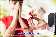 4 tips choosing a diamond ring