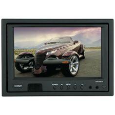 """BOSS AUDIO - Car Video - Boss Audio 7 Widescreen Headrest Monitor"""""""