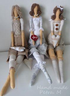 Tilda dolls.