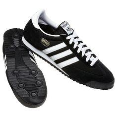 adidas mens dragon shoes