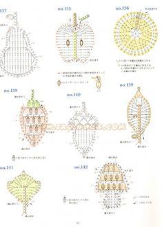 ISSUU - Ondori motif and edging designs von Crowe Berry