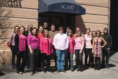 Acart Communications is a company represented by a diverse group of people that believe in equality for all. Together, we are taking a stand against bullying, homophobia, and transphobia because we know that positive actions make a difference, and that positive action starts with each one of us. #DayofPink