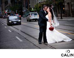 Photography by Calin - King Edward Hotel Wedding Photo of Newlyweds: Location: 37 King St E, Toronto, ON Toronto Photography, Wedding Photography, Hotel Wedding, Wedding Day, Newlyweds, Beautiful Images, Wedding Photos, Wedding Planning, Groom