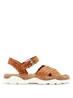 Woven-rope espadrille sandals | Stella McCartney | MATCHESFASHION.COM
