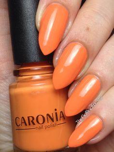 The Nailinator - Caronia Sun Kissed Swatch Sun Kissed, Swatch, Nail Polish, Nail Art, Nails, Finger Nails, Ongles, Nail Polishes, Polish