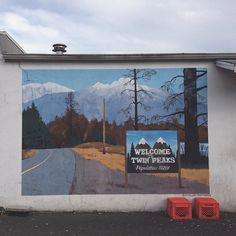 Twin Peaks - North Bend, WA