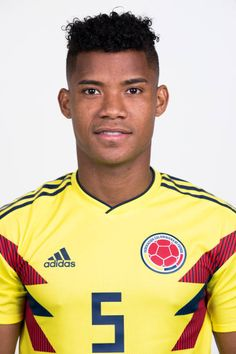 Wilmar Barrios of Colombia poses for a portrait during the official FIFA World Cup 2018 portrait session at Kazan Ski Resort on June 13 2018 in Kazan. Afro, Fifa World Cup 2018, Stock Pictures, Stock Photos, Poses, Portrait Photo, Skiing, Polo Ralph Lauren, Handsome