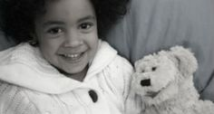 Jerry the Bear helps kids with Type 1 Diabetes adjust to their new lifestyle.