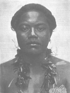 A Samoan woman of Aleipata, the daughter of Fonoti in Amaile- Augustin Krämer - Google Search