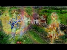 """FF5 """"Distant Homeland"""" Relaxing Celtic New Age Arrangement New Age, Homeland, Final Fantasy, Celtic, Amazing, Painting, Art, Art Background, Painting Art"""