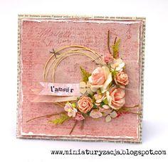 Dorota Dołęga miniaturyzacja.blogspot.com