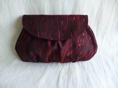 Kimono silk clutch bag £20.00