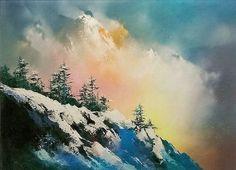 Мастер волшебного ландшафта Ken Hong Leung